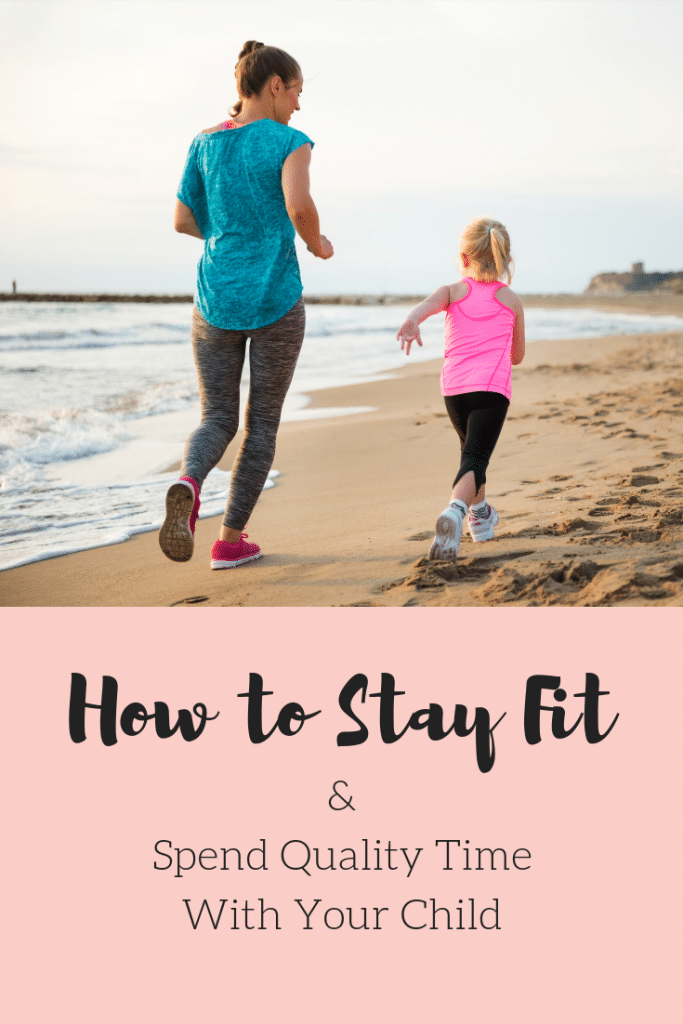 Want to know how to stay fit and spend quality time with your child? Check out this post on the Insider Mom Blog