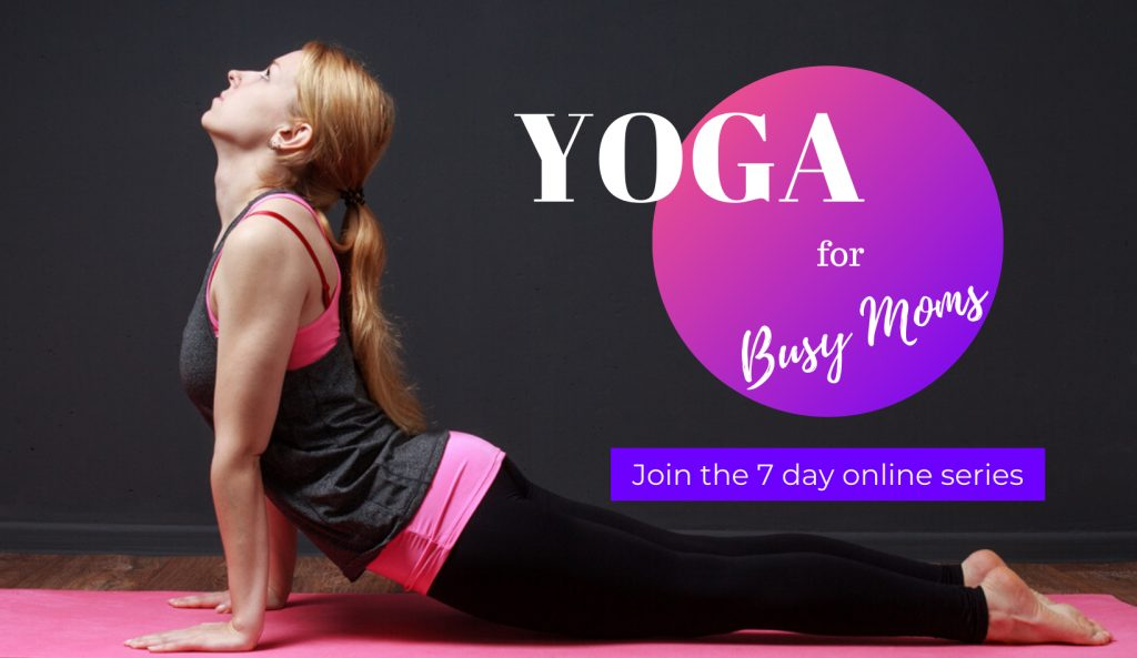 Want to learn how to start a daily yoga practice? Join this 7 day online series that will show you how, even with kiddos at home. Via Insider Mom #yoga #mom #mother #wellness #health #fitness