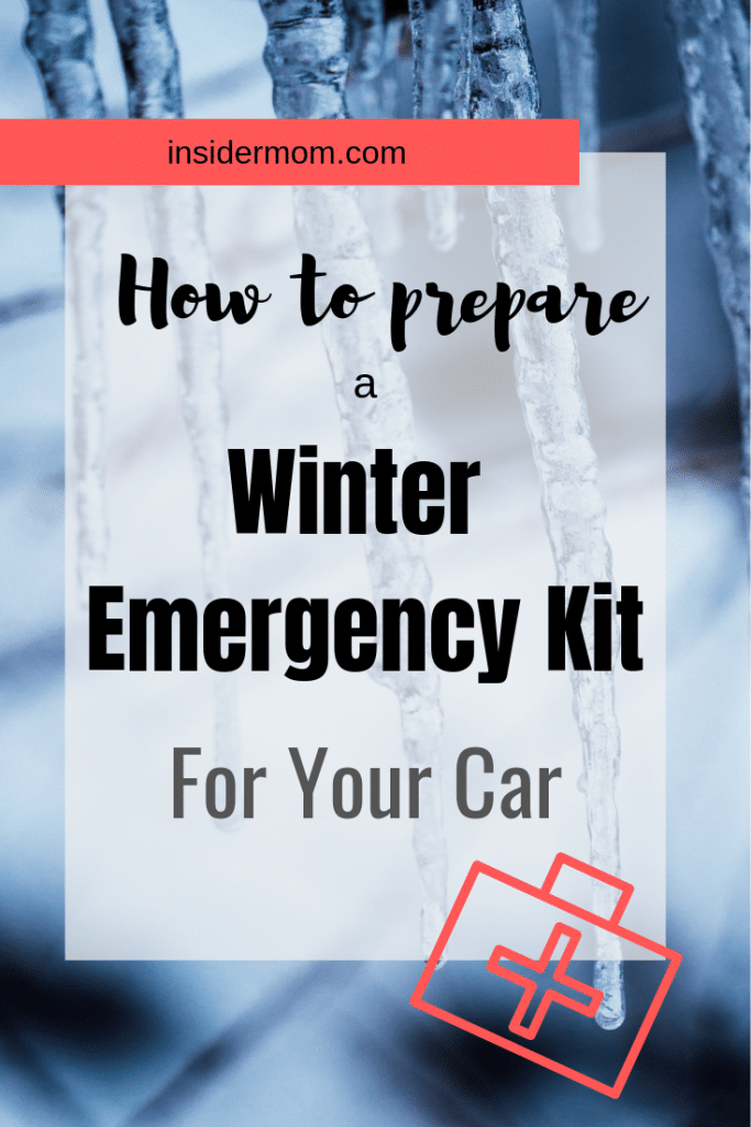 Want to prepare a winter emergency kit for your car? Here are some must have items you should consider having