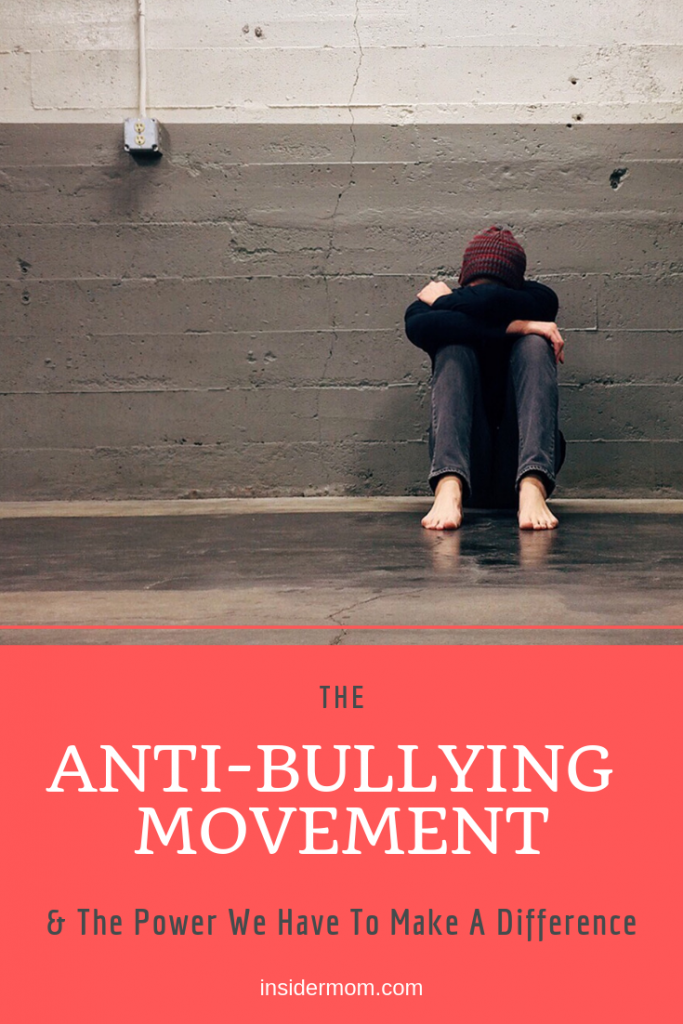 Are you concerned about bullying? Do you want to be a part of the movement to create change? Check out the post on the blog.