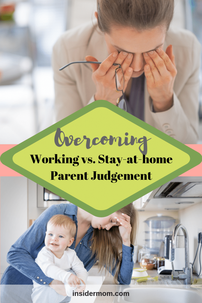 Have you ever dealt with judgement from others on how to parent? Whether you are a stay-at-home or working parent, your contribution matters, check out this post to see why.