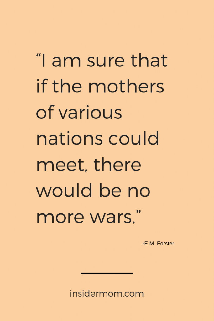 Wouldn't you agree? ....Via insidermom.com #quote #mom #motherhood #mothersday #mother'sday #parenting #momlife