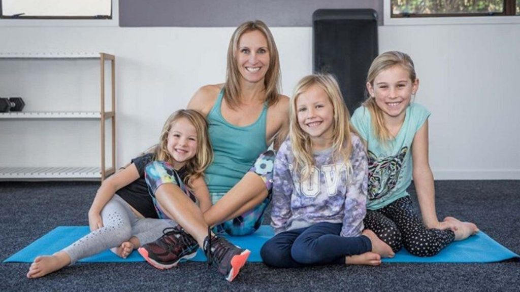 Lorraine Scapens creator of The Fit Mums Program