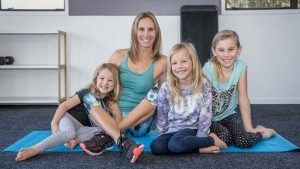 Lorraine Scapens creator of The Fit Mums Program