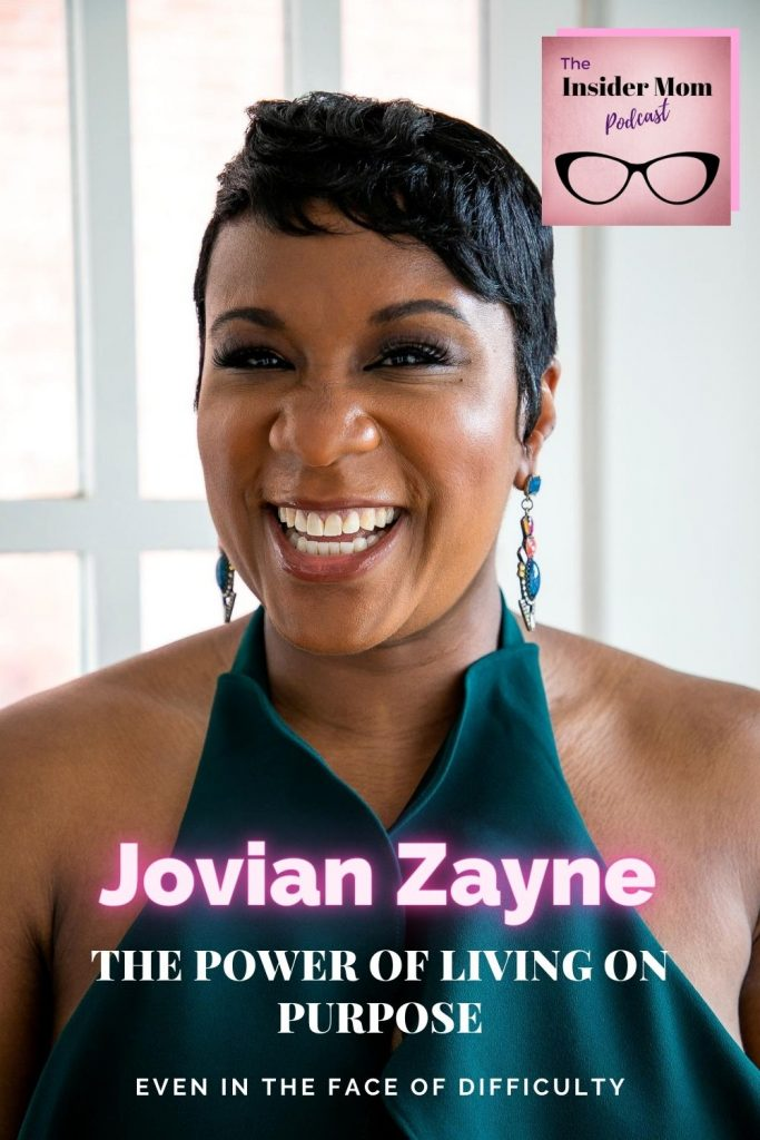 Writing a letter to your younger self and developing a purposeful protest is a great way to create mindset shifts needed in order to bring about postive change in your life no matter what season you're in. In this episode of The Insider Mom Podcast Jovian Zayne talks about how we can step into our power by donig those things.