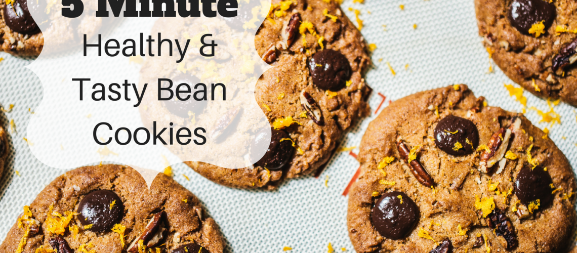 5 MinuteHealthy &Tasty BeanCookies-insidermom-blog