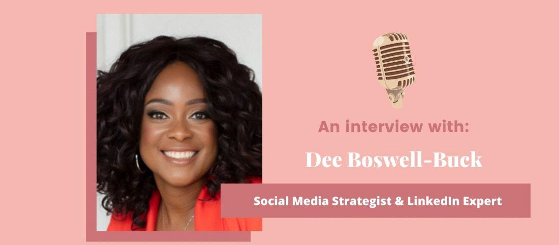 Dee Boswell-Buck Post