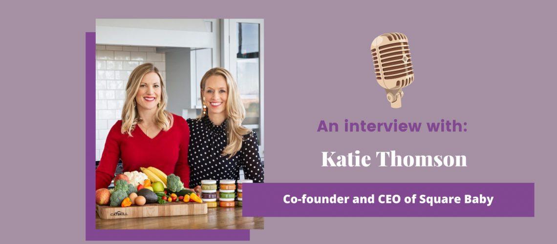 Katie Thomson blog