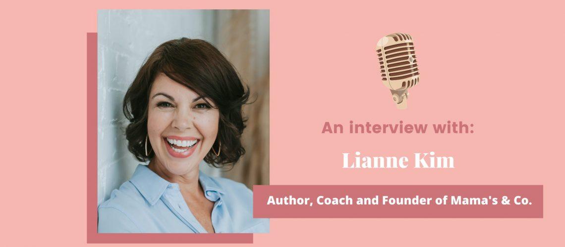 Lianne Kim blog
