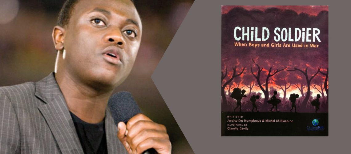 Michel Chikwanine - UN Fellow for People of African Descent